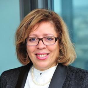 Nacira Guerroudji-Salvan, présidente fondatrice CEFCYS